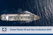 EXMAR offshore FPSO oil gas work workers delta opti lng lpg petchem product shipping vessel gulf mexico